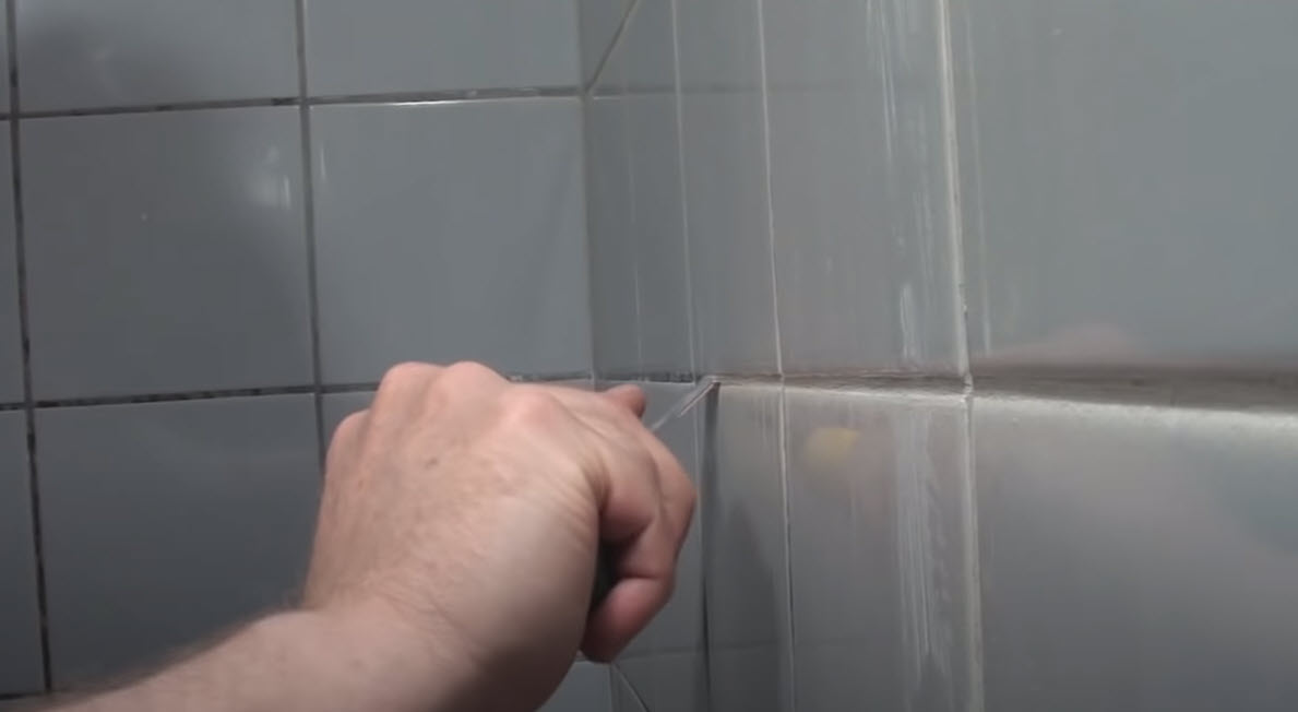 install ceramic wall tile